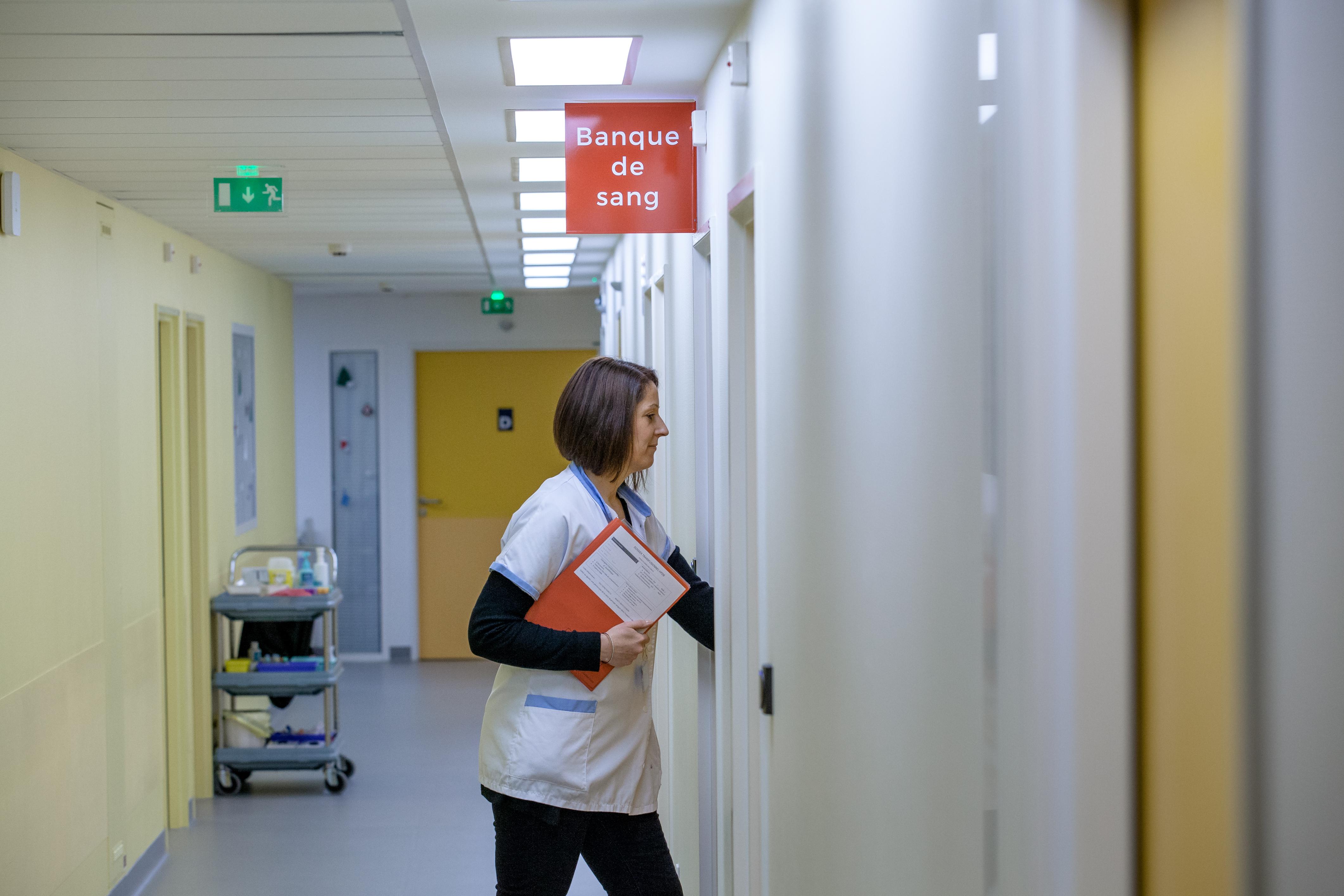 Hémovigilance Hôpital Privé Dijon Bourgogne